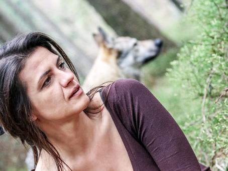 Žena Vlčica - tvorkyňa vlastného života