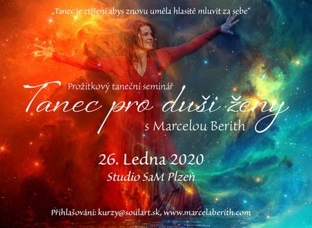 Ženská duše bude tancovať aj v Plzni