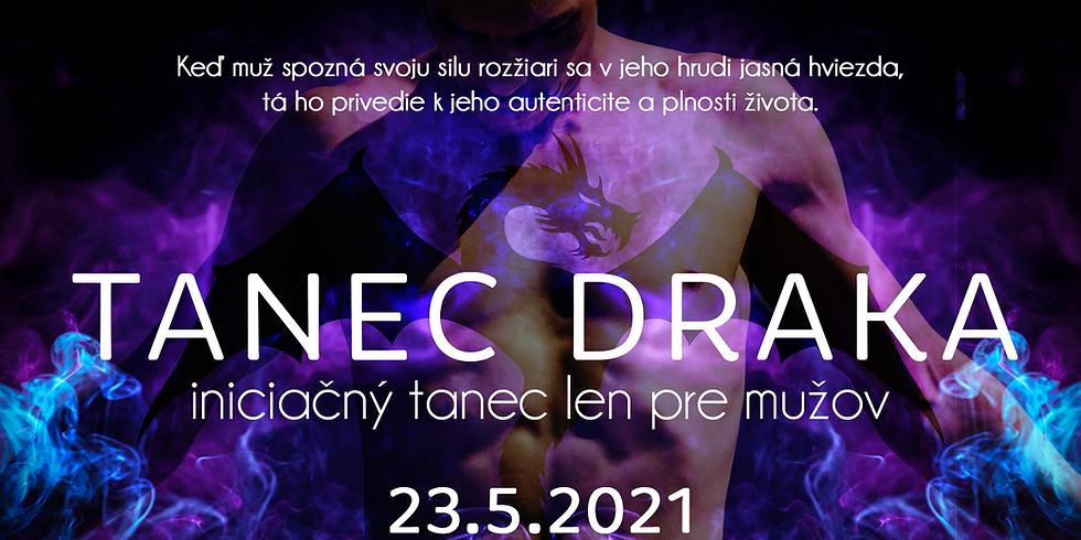 Tanec Draka - iniciačný tanec len pre mužov
