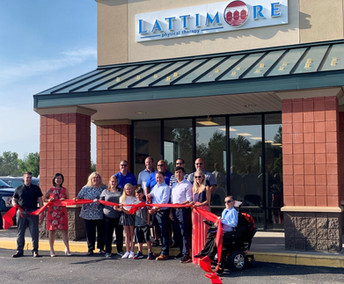 Opening Ceremony for Lattimore Physical Therapy in Macedon on August 31, 2021