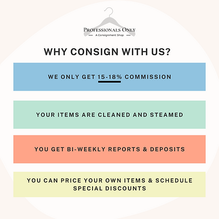 Why Consign with Us