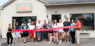 Ribbon Cutting Ceremony for Effortless Eats