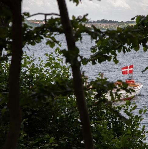 Et kik ud over Esrum Sø