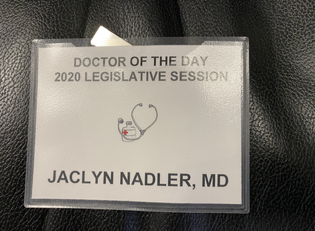 """Florida Senate """"Doctor of the Day"""""""