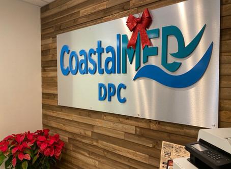 Happy New Year from CoastalMED DPC