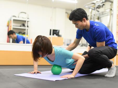 高槻市で腰痛改善・肩こり改善ならLOAFERでトレーニング