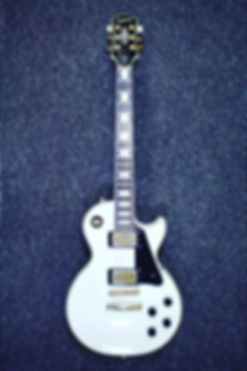 Electric Guitar Blueberry Music