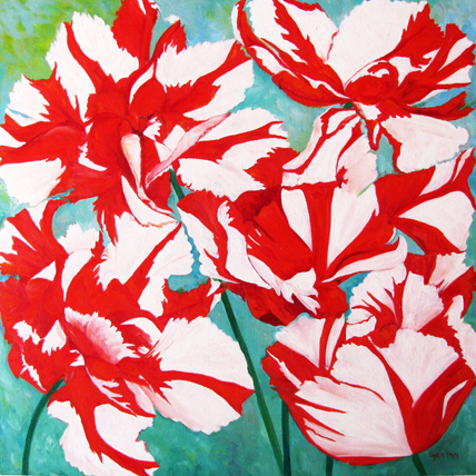 Estella Runveld Tulips