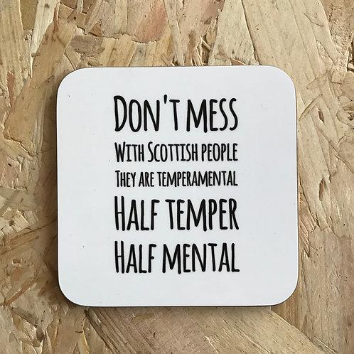 Half Mental