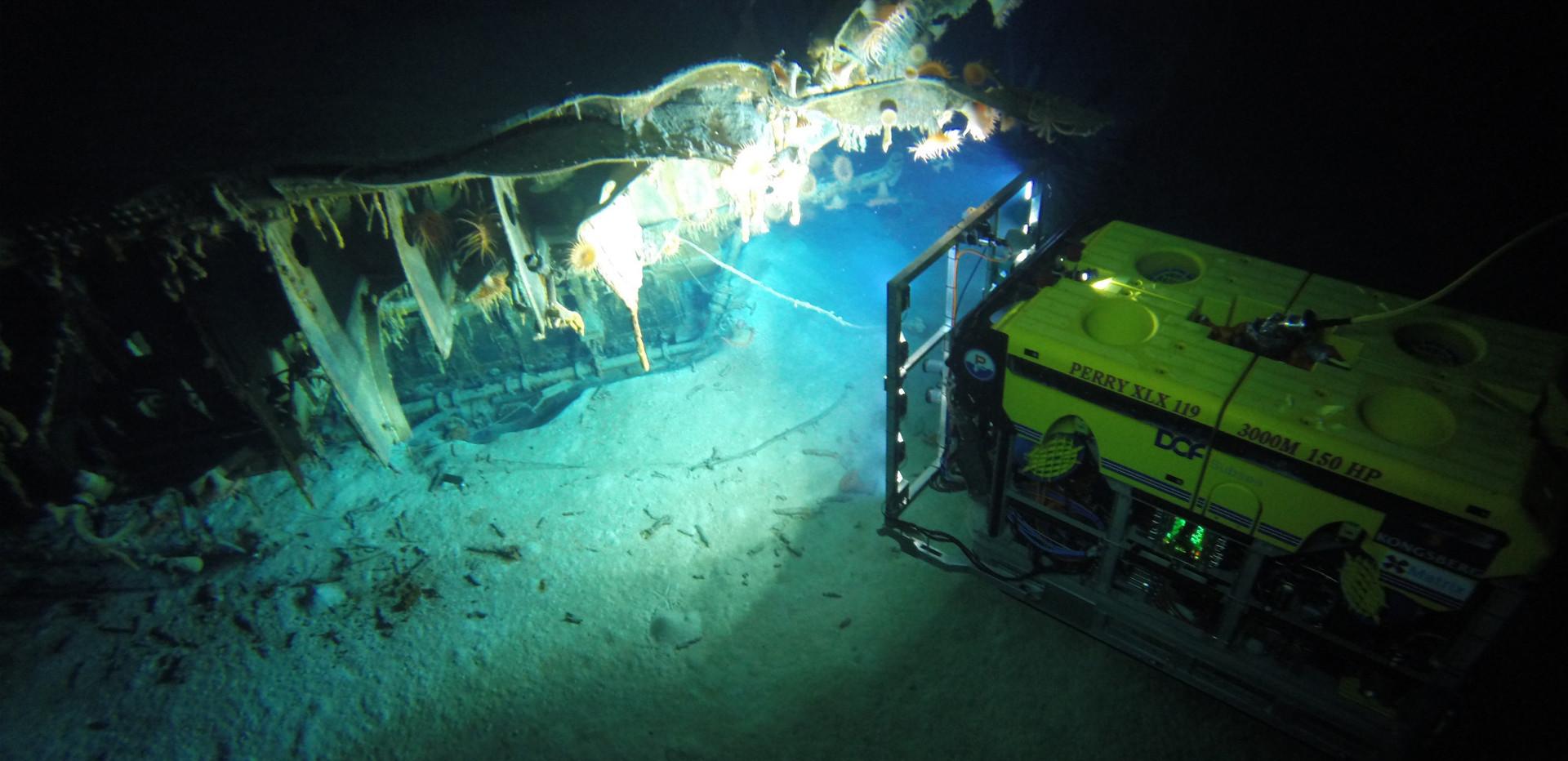 SubC ROV Camera
