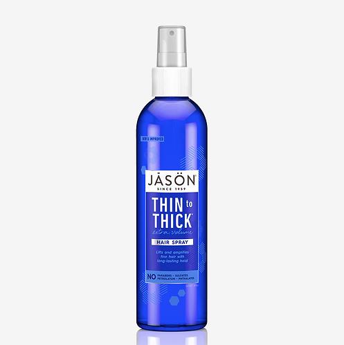 """Восстанавливающий кондиционер для волос """"От тонких к толстым""""пантенолом, биотино"""