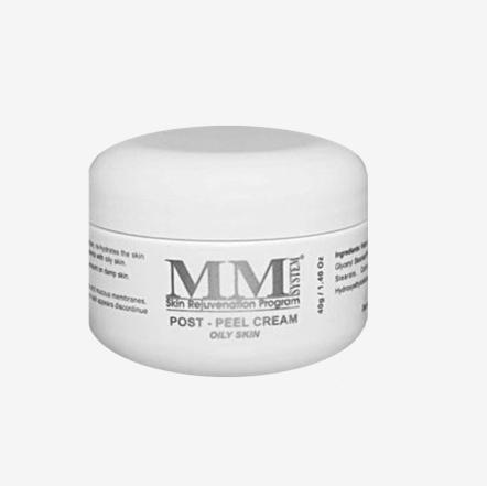 Регенерирующий постпилинговый крем для реабилитации жирной комбинированной кожи