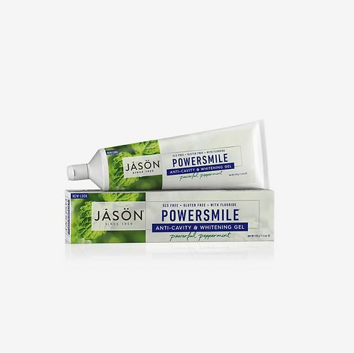 Полирующая зубная паста для безопасного отбеливания зубной эмали