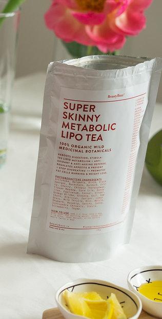 Метаболический чай для контроля над весом, аппетитом и тягой к сладкому