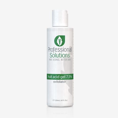 Реструктурирущий препарат с фруктовой кислотой для проблемной жирной кожи