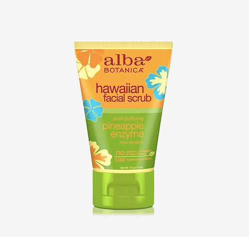 Энергизирующий гавайский скраб для очищения, свежести и сияния кожи