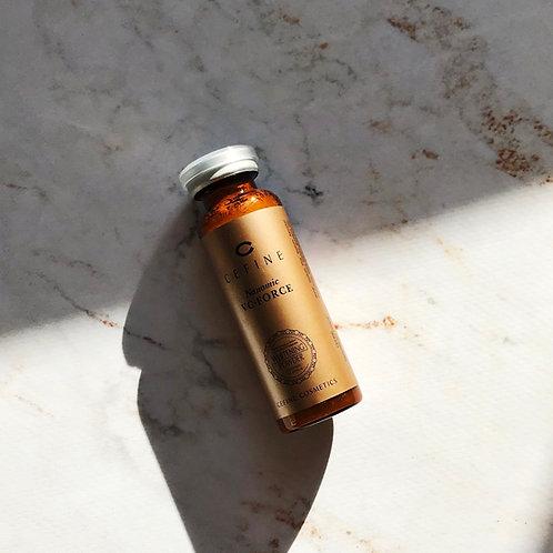 Выравнивающая осветляющая пудра-сыворотка с витамином С