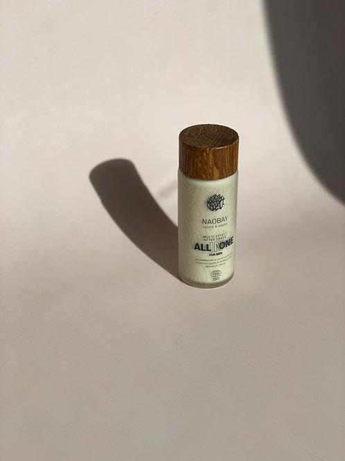 Успокаивающий противовоспалительный крем для восстановления дермы после бритья
