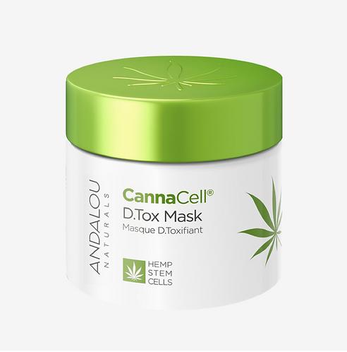Омолаживающая детокс-маска с ресвератролом для упругости и эластичности дермы