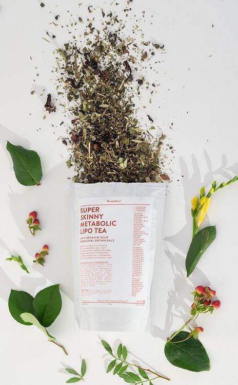 Набор: метаболический лимфодренажный чай для контроля над весом (3 шт.)