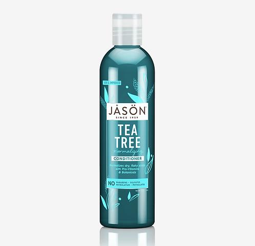 Себорегулирующий кондиционер с маслом чайного дерева против перхоти и дерматитов