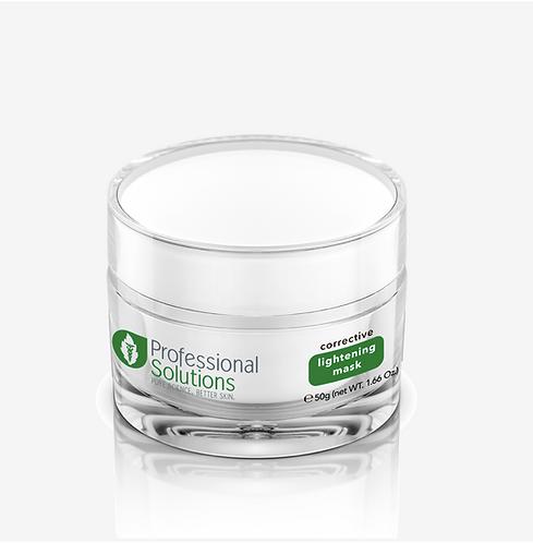 Осветляющая противопигментационная маска с альфа-арбутином для фарфоровости кожи