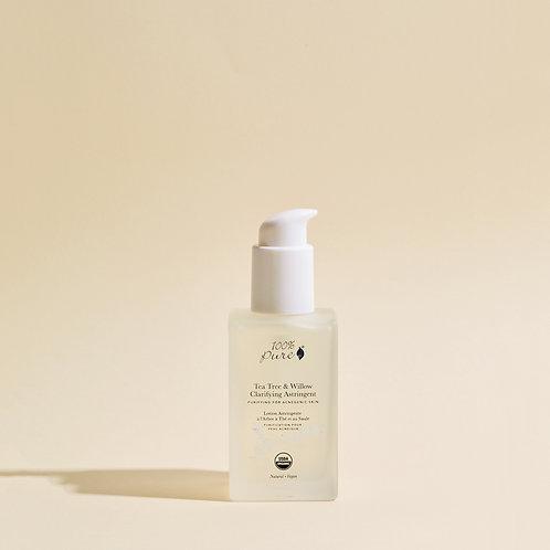 Антибактериальный успокаивающий тонер для очищения воспалённой кожи