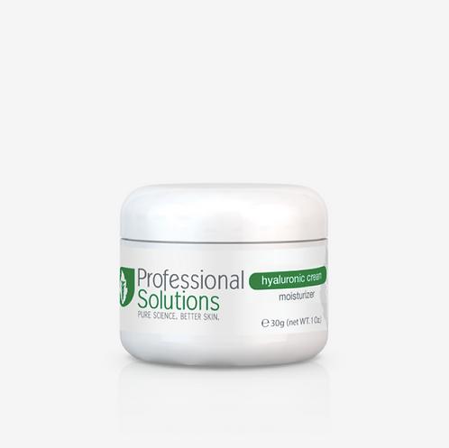Питательный гиалуроновый крем для упругости, гладкости и шелковистости кожи