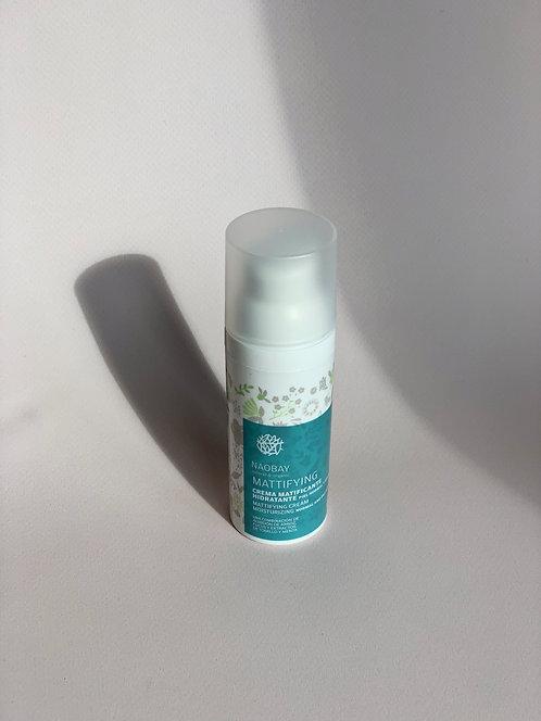 Противовоспалительный матирующий крем для жирной проблемной кожи