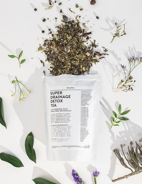 Набор: детоксицирующий лимфодренажный чай против отёков (3 шт.)