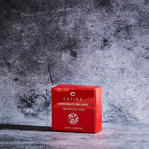 Смягчающее японское мыло для ежедневного очищения чувствительной дермы