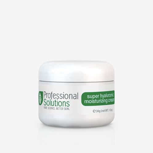 Ультраувлажняющий гиалуроновый крем для эластичности и бархатистости кожи