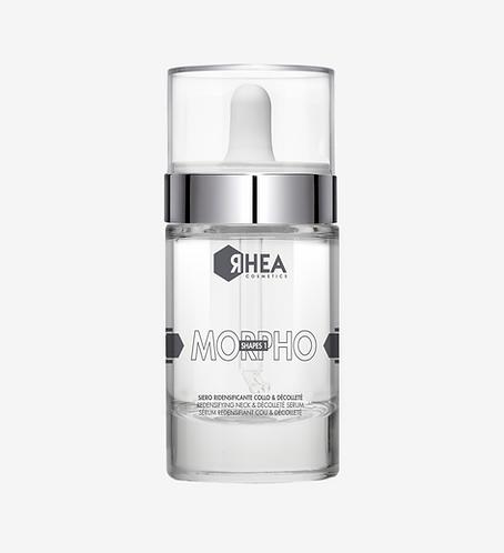 Реструктурирующий антивозрастной серум для увядающей кожи шеи и декольте