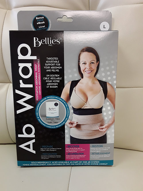 Ab Wrap by Bellies Inc