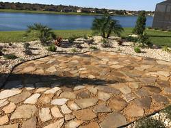 Stone Terrace hardscape intercoastal