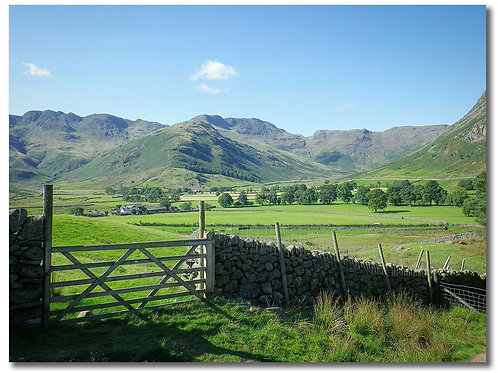 Bowfell & Crinkle Crags