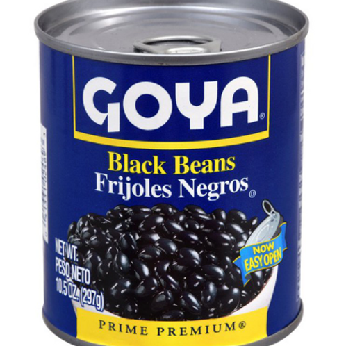 15 oz Goya Black Beans - 3 pack