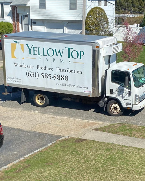 Yellow Top Trucking Fleet