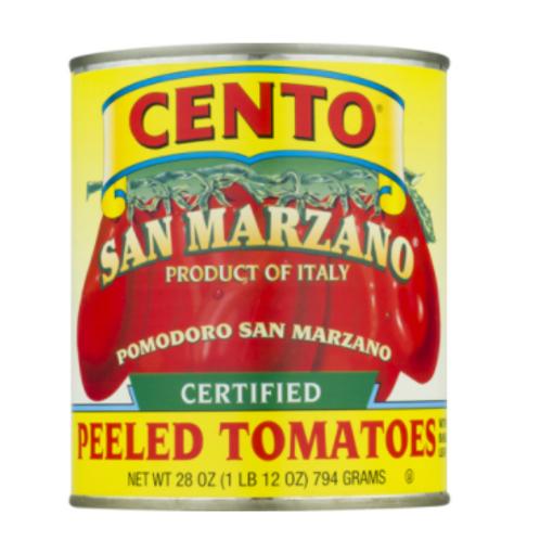 3 pack 28 oz San Marzano Peeled Tomatoes