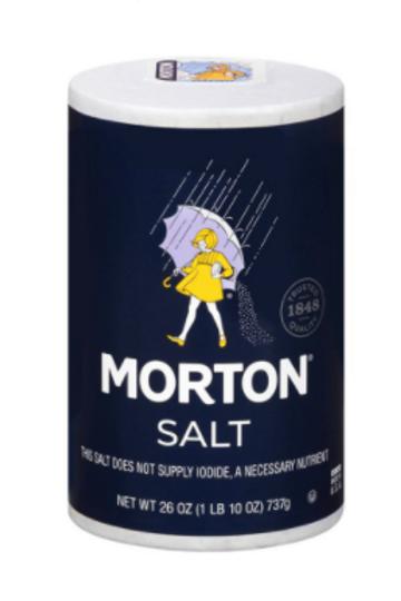 Morton Salt - 26 oz