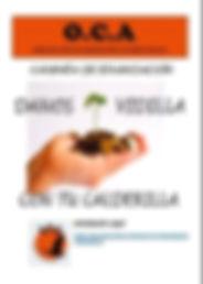 """Campaña de financiación """"Danos vidilla con tu Calderilla"""""""""""
