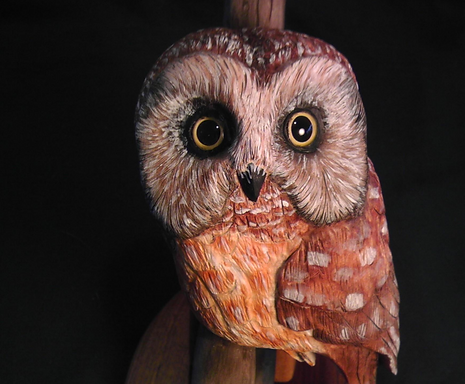 George Hilton Creations, Bird carvings