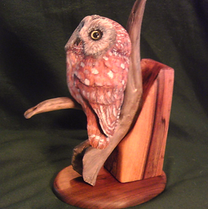 George Hilton Creations, bird carving