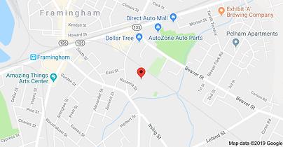 92 Blandin Avenue Map.png