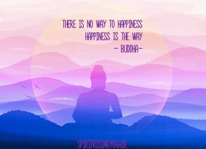 Ein glückliches Leben- 6 einfache yogische Prinzipien die dir dabei verhelfen