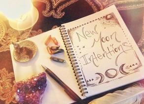 Neumond, Meditation & SPIRITRISINGYOGA online