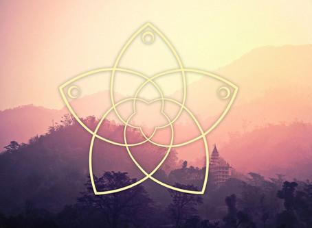Mein eigenes Logo – die Venusblume mit den drei Kreisen