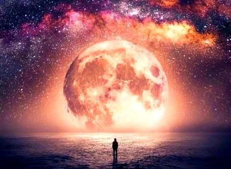 Der Rosa Supermond,                 Vedische Astrologie & Magie