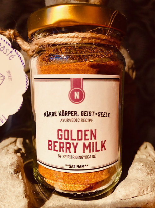 Golden BERRY Milk