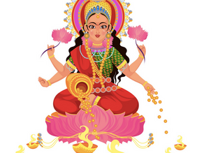 Yoga, Meditation & Ritual mit der Göttin Shri Lakshmi